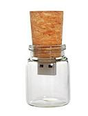 رخيصةأون Women's Sexy Clothing-8GB محرك فلاش USB قرص أوسب USB 2.0 خشبي كرتون حجم مصغر Drift bottle