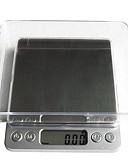 billige Trendy klokker-digital lcd elektronisk kjøkken skala balans 1000g 0.1g vekt mat