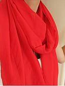 preiswerte Schals-Damen Büro, Chiffon Klassicher Stil