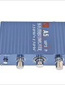 preiswerte Kleideruhr-a5 150w hallo-Fi-Stereo-Verstärker für Auto / Motorrad-blau
