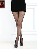 cheap Cover Ups-Women's Thin Pantyhose - Polka Dot