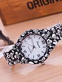 preiswerte Armband-Uhren-Damen Armbanduhr Schlussverkauf Plastic Band Blume / Totenkopf / Modisch Mehrfarbig / Ein Jahr / Tianqiu 377