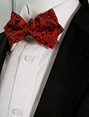 olcso Férfi nyakkendők és csokornyakkendők-Alkalmi - Csokornyakkendő Műselyem