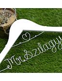 cheap Wedding Gifts-Bride Bridesmaid Couple Wood Aluminum Alloy Creative Gift Wedding Congratulations Thank You