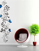 billige Kvinner Tanks & Camisoles-Dyr Former Blomster Tegneserie Veggklistremerker Fly vægklistermærker Dekorative Mur Klistermærker, PVC Hjem Dekor Veggoverføringsbilde
