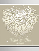 cheap Wedding Dresses-Signature Frames & Platters Paper Garden Theme / Wedding With Pattern Wedding Accessories