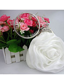 povoljno Odjeća za trbušni ples-Žene Torbe Saten Večernja torbica Cvijet Jednobojni Obala / Sive boje