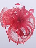 זול ביקיני ובגדי ים-נשים פוליאסטר כיסוי ראש-חתונה / אירוע מיוחד קישוטי שיער חלק 1