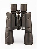 abordables Vestidos de Mujer-BOSMA 10 X 50 mm Binoculares Visión nocturna Impermeable / Alta Definición / Resistente a la intemperie / Porro / Gran Angular / Revestimiento Múltiple Completo / Sí