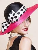 זול ביקיני ובגדי ים-פּוֹלִיאֶסטֶר כובעים עם 1 קזו'אל / בָּחוּץ כיסוי ראש