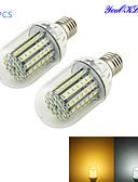 billige Undertøy og sokker til herrer-YouOKLight 6W 450-500 lm E26/E27 LED-kornpærer T 90 leds SMD 3528 Dekorativ Varm hvit Kjølig hvit DC 12 V
