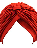 cheap Fashion Hats-Women's Party Work Active Beanie / Slouchy - Solid Colored