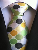 cheap Men's Ties & Bow Ties-Women's Party Work Basic Polyester Necktie
