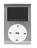 baratos Pulseiras Smart & Monitores Fitness-1,2 polegadas OLED cartão tf leitor de tocador de mp3 de música com clipe