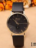 abordables Relojes de Vestir-Mujer Reloj de Pulsera Gran venta Piel Banda Vintage / Moda Negro / Blanco