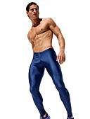 cheap Men's Pants & Shorts-Men's Active Skinny / Sweatpants Pants - Solid Colored Silver / Sports / Spring / Fall