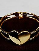 billige Trendy og farverige chiffontørklæder-Dame - Gyldent Kæde, Klassisk, Runde Armbånd Armbånd Til Bryllup Fest Speciel Lejlighed / Jubilæum / Forlovelse / Gave / Daglig / Afslappet