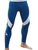 halpa Märkäpuvut, sukelluspuvut ja suoja-asut-SABOLAY Miesten Uimaleggingsit Elastaani Alaosat SPF50 UV-aurinkosuojaus Nopea kuivuminen Uinti Patchwork Kevät Kesä Syksy