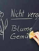 cheap Women's Nightwear-Chalkboard Wall Stickers Blackboard Wall Stickers Decorative Wall Stickers, Vinyl Home Decoration Wall Decal Wall