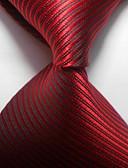 olcso Férfi kiegészítők-Férfi Kreatív Stílusos Party/Estélyi Előírásos stílus Luxus Csíkos Iroda/Üzlet - Nyakkendő