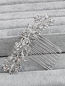 hesapli Gelin Şalları-Yapay Elmas  -  Saç Combs 1 Düğün / Özel Anlar / Günlük Başlık