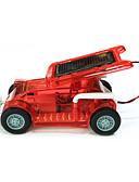 preiswerte Modische Uhren-Spielzeug-Autos Solar betriebene Spielsachen Ausstellungsfiguren Solar-angetrieben Heimwerken Kunststoff ABS Kinder Jungen Mädchen Spielzeuge Geschenk 1 pcs