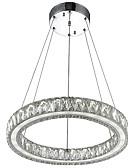 halpa Vatsatanssiasut-Kattokruunu Tunnelmavalo Galvanoitu Metalli Kristalli, LED 110-120V / 220-240V Lämmin valkoinen / Kylmä valkoinen Polttimo mukana toimituksessa / Integroitu LED