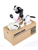 halpa Naisten puserot-Choken Bako Bank Kolikkopankki Säästää rahaa Box Koirat Erikois 1 pcs Lasten Aikuisten Poikien Tyttöjen Lelut Lahja / Munching Toy