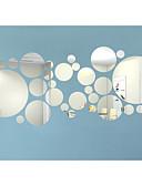 זול 2017ביקיני ובגדי ים-3D מדבקות קיר מדבקות קיר מראות מדבקות קיר דקורטיביות, ויניל קישוט הבית מדבקות קיר קיר