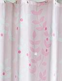 hesapli Elbise Saat-1pc Duş Perdeleri Modern PEVA Banyo