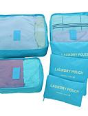 ieftine Gadgeturi de baie-textil Plastic Oval Novelty Multifuncțional Acasă Organizare, 6 Pungi de Depozitare