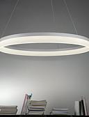 voordelige Schoolfeestjurken-Cirkelvormig Plafond Lichten & hangers Sfeerverlichting - LED, 90-240V, Warm Wit / Wit, LED-lichtbron inbegrepen / 5-10㎡