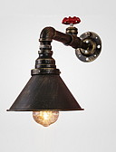 cheap Sport Watches-CXYlight Rustic / Lodge Wall Lamps & Sconces Metal Wall Light 110V / 110-120V / 220-240V Max 60W