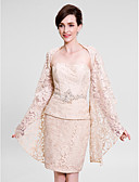 cheap Evening Dresses-Lace Wedding / Party / Evening Women's Wrap With Lace Shrugs