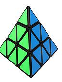 olcso Póló-Magic Cube IQ Cube shenshou Pyraminx 3*3*3 Sima Speed Cube Rubik-kocka Puzzle Cube szakmai szint Sebesség Klasszikus és időtálló Gyermek Játékok Fiú Lány Ajándék