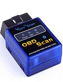 baratos Cintos de Moda-ELM327 bluetooth / vGATE instrumento de detecção de veículos do bluetooth obd2 Bluetooth v2.1