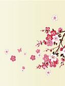 billige Kvinner Tanks & Camisoles-Dyr Højtid fritid Veggklistremerker Fly vægklistermærker Dekorative Mur Klistermærker Hjem Dekor Veggoverføringsbilde Vegg Glass / bad