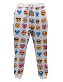 お買い得  メンズパンツ-男性用 活発的 ボヘミアン スウェットパンツ パンツ 多色