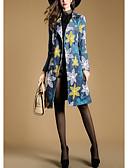halpa Naisten alaosat-Naisten-Muodollinen tyyli Tyylikästä ja modernia Yhtenäinen väri