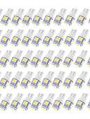 رخيصةأون ساعات سوار-100pcs التي T10 لمبات الضوء 2.5W SMD 5050 90lm LED أضواء الخارج
