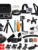 baratos Vestidos de Casamento-Montagem / Acessório Kit Multi funções / 3 Direções / Ajustável Para Câmara de Acção Todos / Xiaomi Camera / SJCAM Mergulho / Surfe / Esqui Liga de alumínio / Fibra de carbono / Metal - 1 pcs