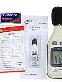 halpa Morsiusneitojen mekot-digitaalinen melumittari äänitasomittari decibel-mittari melumittari 30-130 dba em901