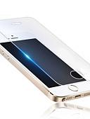 hesapli iPhone Kılıfları-AppleScreen ProtectoriPhone 6s Yüksek Tanımlama (HD) Ön Ekran Koruyucu 1 parça Temperli Cam