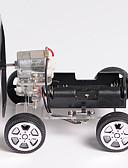 olcso Luxus karórák-diy mini szél autó 90 kis technológia kis találmány csomag oktatási játékok játékautó