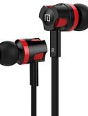 お買い得  ダンス用アクセサリー-langsdom Langsdom JM26 耳の中 ケーブル ヘッドホン 動的 プラスチック 携帯電話 イヤホン マイク付き ヘッドセット