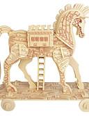 رخيصةأون ملابس داخلية غير مألوفة للرجال-تركيب خشبي حصان المستوى المهني خشبي 1 pcs صبيان هدية