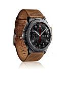 tanie Męskie koszule-Watch Band na Gear S3 Frontier Gear S3 Classic Samsung Galaxy Pasek sportowy Skóra Opaska na nadgarstek