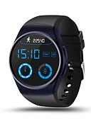 baratos Relógio Esportivo-Relógio inteligente YYLES18 para iOS / Android / iPhone Monitor de Batimento Cardíaco / Calorias Queimadas / Suspensão Longa / Chamadas com Mão Livre / Tela de toque Temporizador / Cronómetro
