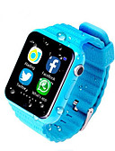 cheap Smartwatches-Kids' Watches for iOS / Android Heart Rate Monitor / Calories Burned / Long Standby / Hands-Free Calls / Touch Screen Activity Tracker / Sleep Tracker / Sedentary Reminder / Find My Device / Altimeter
