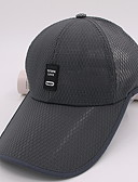 tanie Modne czapki i kapelusze-Dla obu płci Nadruk Czapka z daszkiem - Bawełna